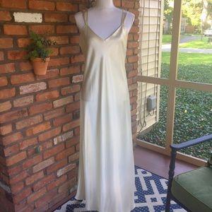 Vintage Cacique Lingerie Bridal Nightgown
